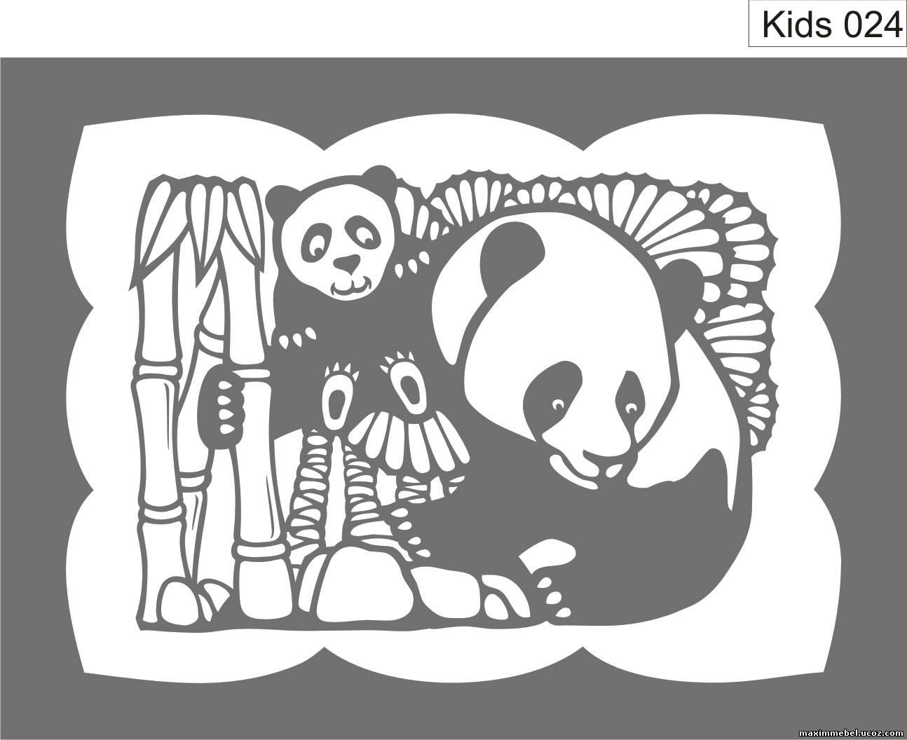 наклейки панда купить